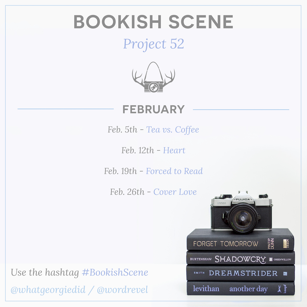 Bookish Scene