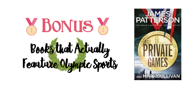 Olympic Book Tag14