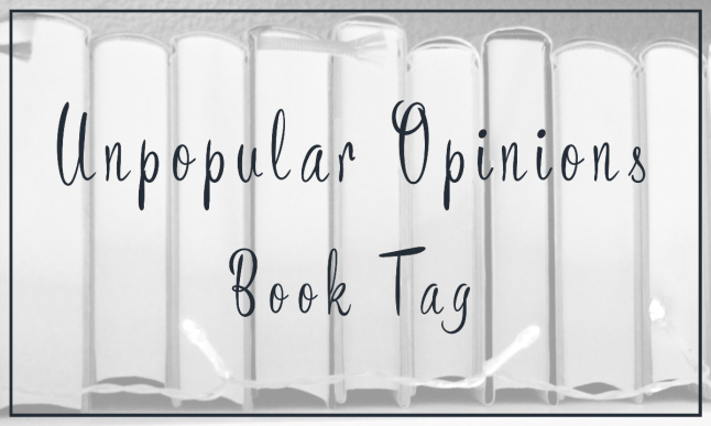 unpopularopinions